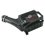 S&B FILTERS COLD AIR INTAKE KIT (CLEANABLE FILTER)