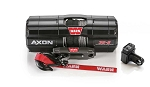 Warn 101130 - Axon 35-S Powersport - Synthetic 3500lb