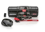 Warn 101140 - Axon 45-S Powersport - Synthetic 4500lb