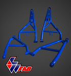 L&W FORWARD A-Arms (Standard Ball Joint) - Polaris RZR XP Turbo S