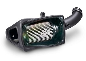 S&B FILTERS COLD AIR INTAKE 75-5104D