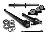 COMPLETE DRIVETRAIN SOLUTION – 2016 POLARIS RZR XP TURBO – 2 SEAT